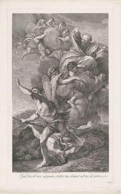 Image from object titled Kaïn en Abel