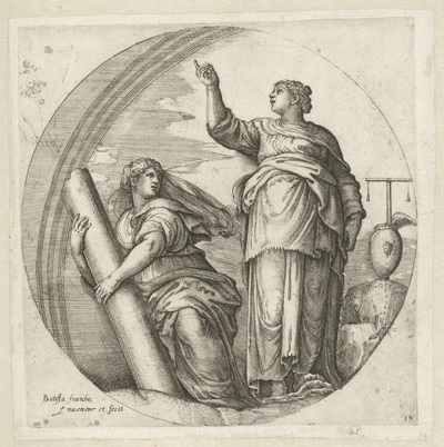 Fortitudo en Justitia