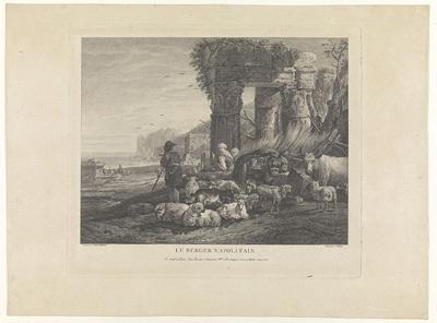 De Napolitaansche herder