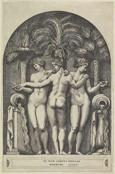 Drie gratiën