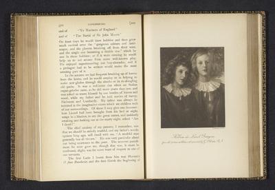 Hallam and Lionel Tennyson
