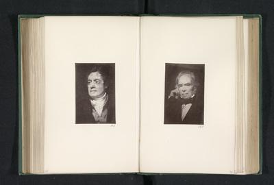 Fotoreproductie van een schilderij, voorstellende een portret van Alexander Campbell