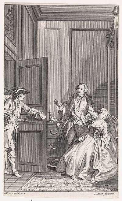 Lord Fellamar bezoekt Sophia