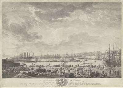 Le Port vieux de Toulon