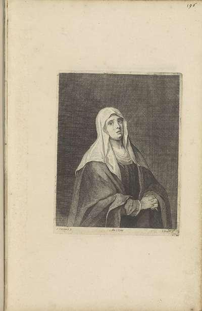Rouwende Maria (Mater Dolorosa)
