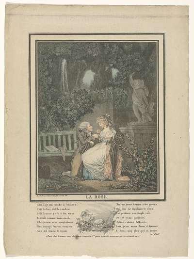 La Rose, 1788