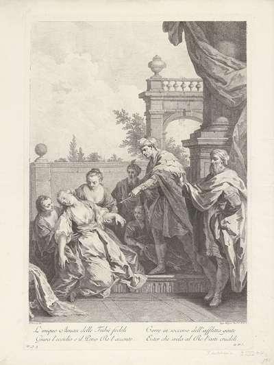 Ester voor koning Ahasveros