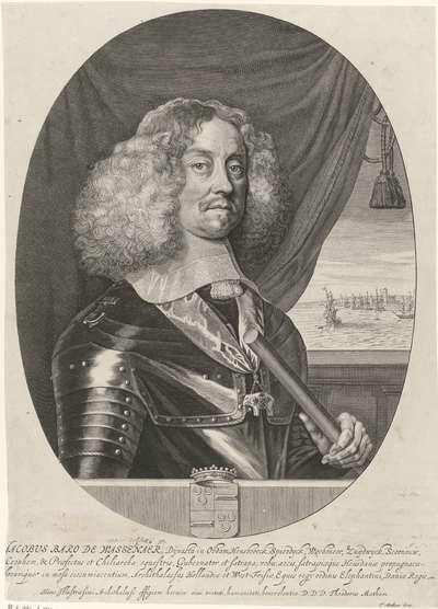 Portret van Jacob baron van Wassenaer heer van Obdam
