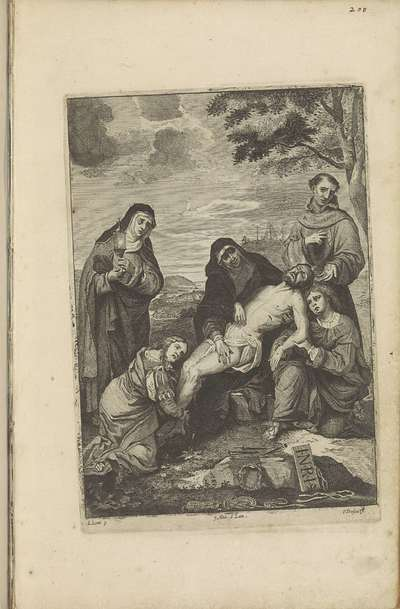 Image from object titled Bewening van Christus