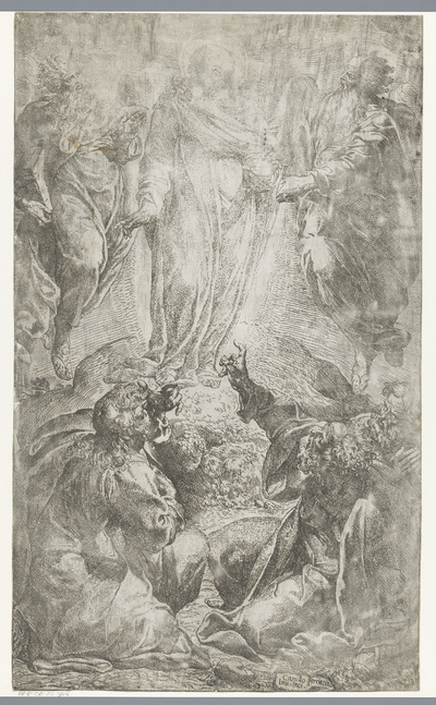 Transfiguratie van Christus op de berg Tabor