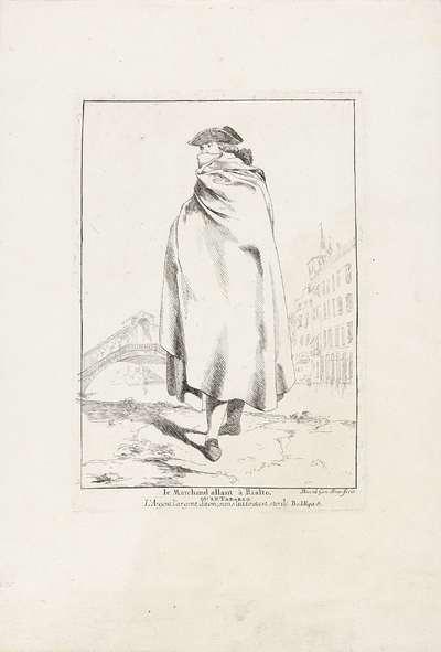 Venetiaanse koopman; Le Marchand allant a Rialto / ou le Tabarro; Divers Portraits