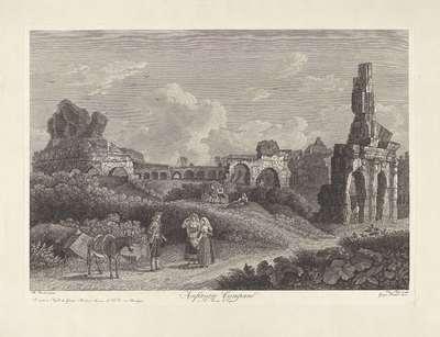 Amfitheater van Capua; Anfiteatro Campano a S. Maria di Capua