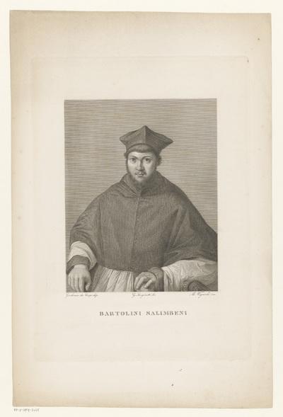 Portret van aartsbisschop Onofrio Bartolini