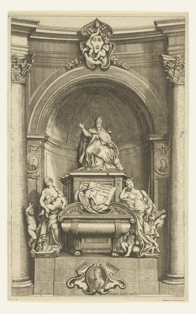Graftombe van Paus Urbanus VIII