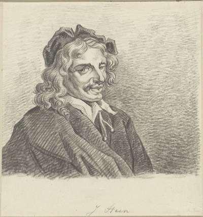 Portret van Jan Steen