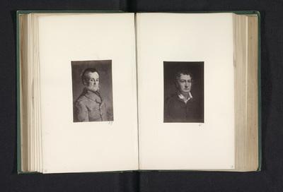 Fotoreproductie van een schilderij, voorstellende een portret van William Stirling