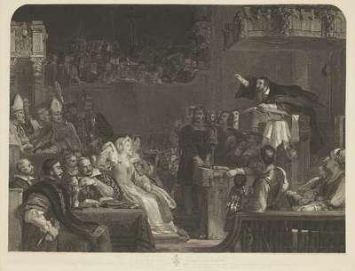 """The Preaching of John Knox."""