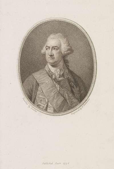 Portret van Lord Hawke