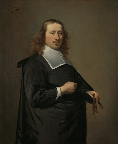 Image from object titled Willem Jacobsz Baert (1636-84), Burgomaster of Alkmaar and Amsterdam