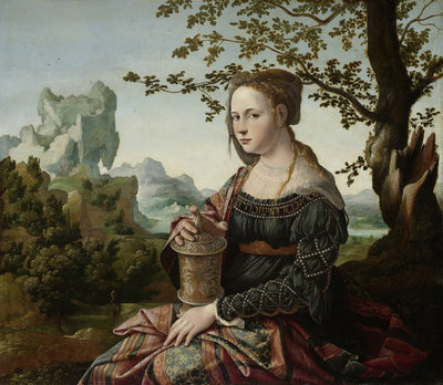 Image from object titled Mary Magdalene