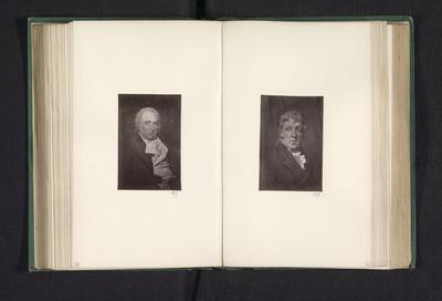 Fotoreproductie van een schilderij, voorstellende een portret van Archibald Alexander Speirs