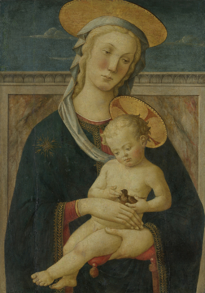 Virgin and Child | Meester van San Miniato