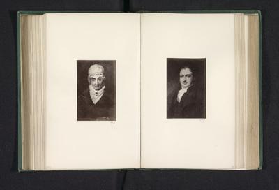 Fotoreproductie van een schilderij, voorstellende een portret van Mungo Nutter Campbell