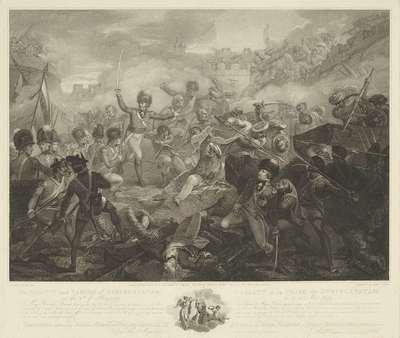 De aanval op Seringapatam