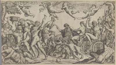 Triomf van Bacchus en Ariadne