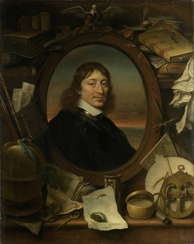 Image from object titled Gerard Pietersz Hulft (1621-56), First Councilor and Director-General of the Dutch East India Company