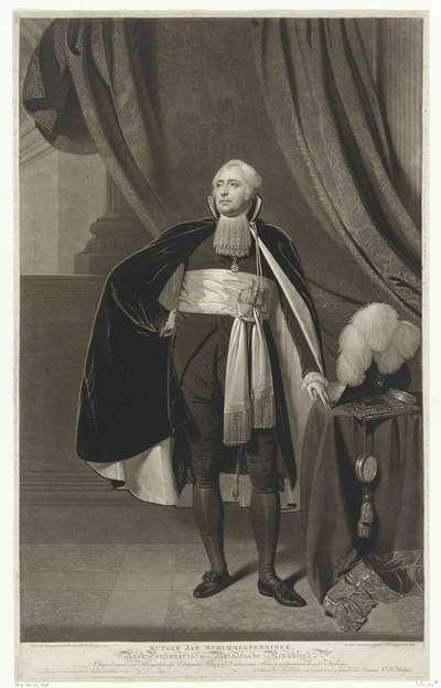 Portret van Rutger Jan Schimmelpenninck