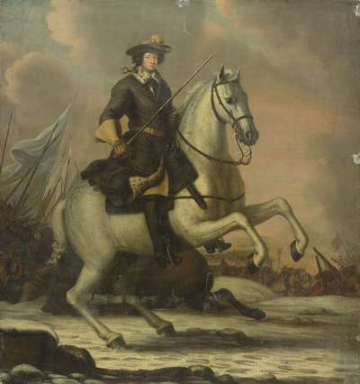 Image from object titled Charles XI (1665-97), King of Sweden