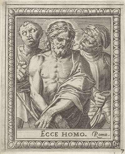 Bespotting; Ecce Homo; Kleine heiligen; Santini
