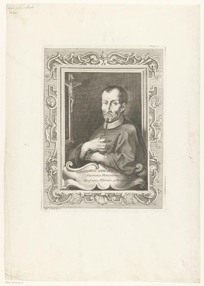 Portret van bisschop Gherardo Gherardi; Portretten van bisschoppen en kardinalen