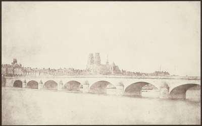De brug bij Orléans; The Pencil of Nature