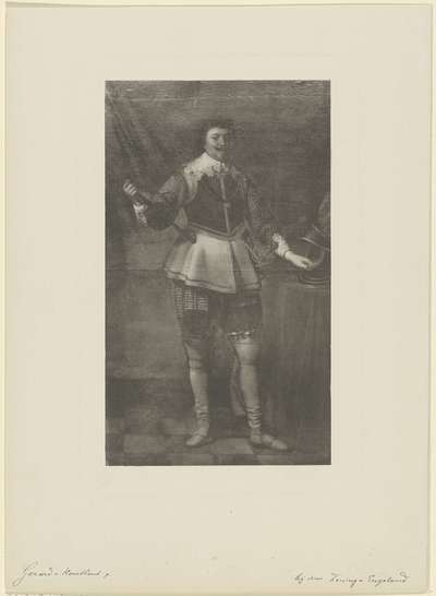 Portret van Frederik Hendrik, prins van Oranje