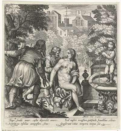 Susanna en de ouderlingen