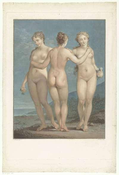 Drie gratiën; Les Trois Graces