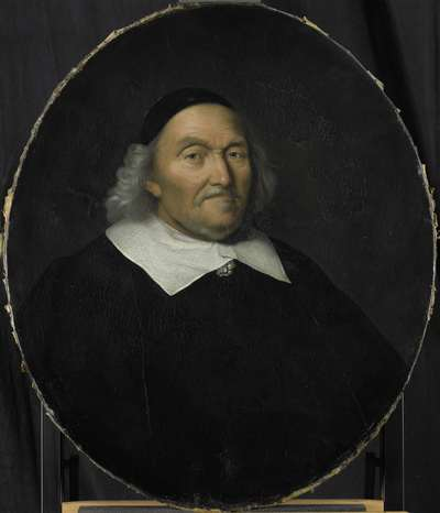 Image from object titled Portrait of Hendrik Nobel, Director of the Rotterdam Chamber of the Dutch East India Company, elected 1625
