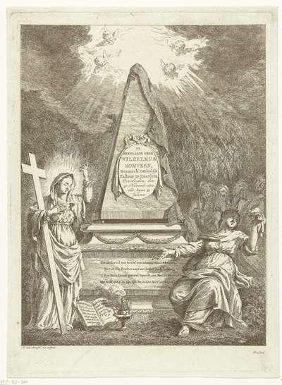Monument voor Wilhelmus Somveen
