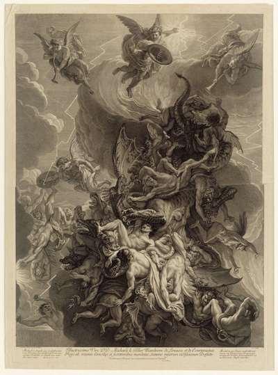 De val der opstandige engelen