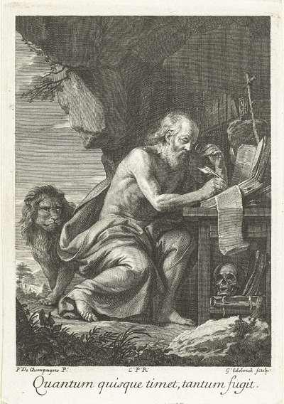 Heilige Hieronymus
