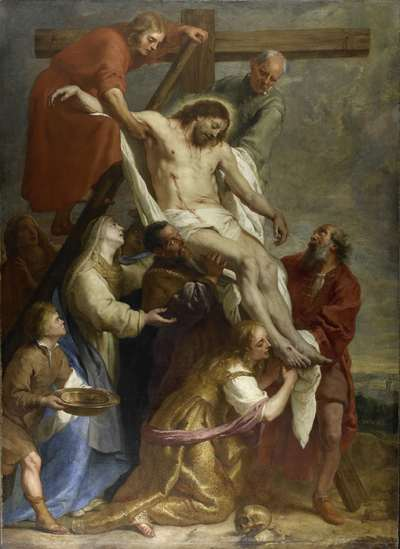 Image from object titled The Descent from the Cross