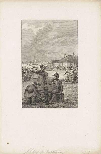 Vertrek van de Britten, 1799