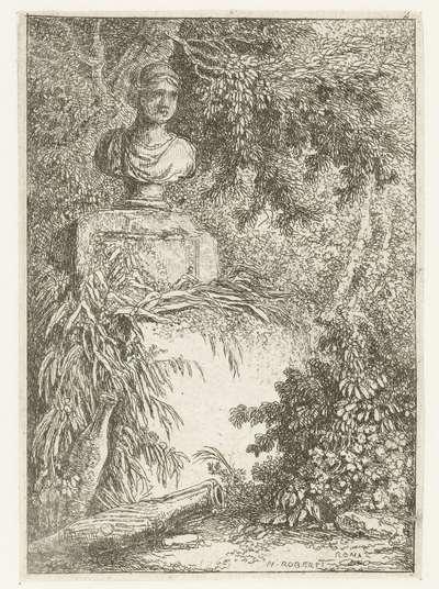 Buste; Les Soireés de Rome; Romeinse gezichten