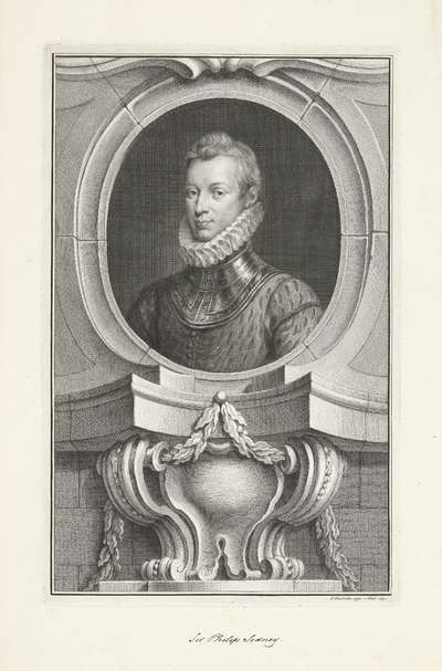 Portret van Philip Sidney