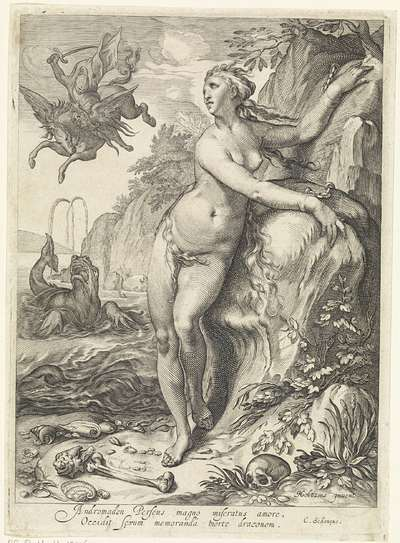 Image from object titled Perseus en Andromeda