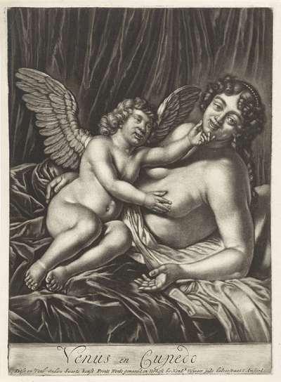 Venus en Amor; Venus en Cupedo