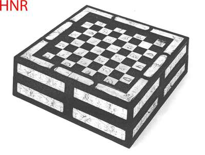 Image from object titled Board game box