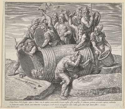 De standvastigheid van Marcus Atilius Regulus